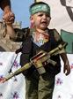 Copil Hamas. Inarmarea incepe din copilarie?