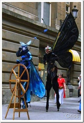 Carnaval pentru copii la Luxembourg