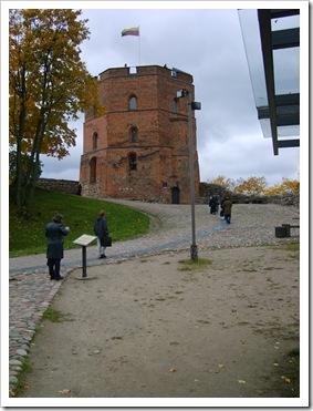 Turnul Fortului lui Gediminas