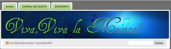 VIVA, VIVA LA MUSICA! CLICK!