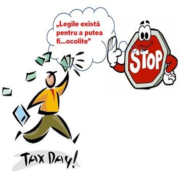 Stop taxe!