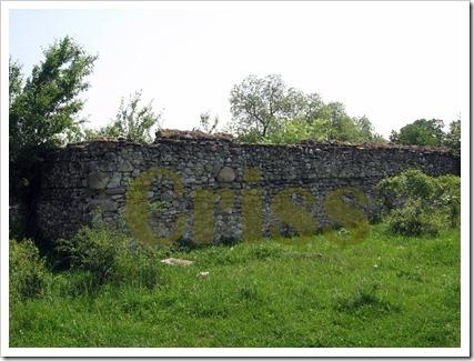Gardul fostului domeniu neatins de ani. Doar distrus de oameni-1