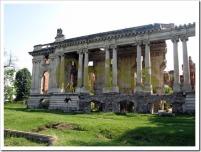 Ruinele Micului Trianon, Florești