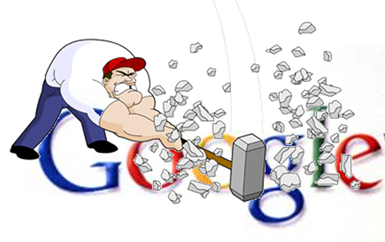 Google broke