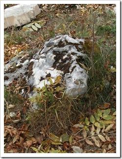Masca din piatră