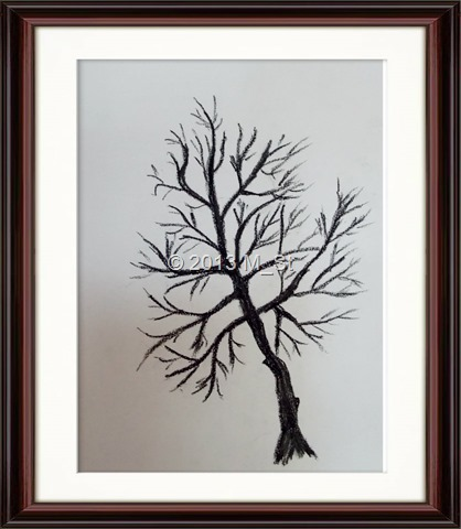 Schiță de copac